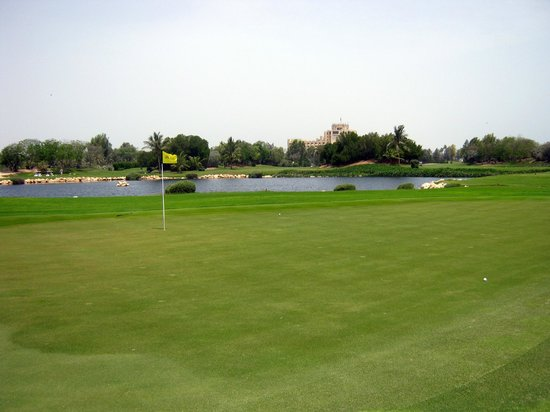 ‪Jebel Ali Golf Course‬