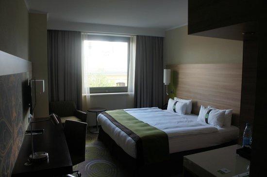 Holiday Inn Kiev: 客室