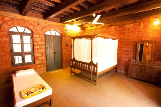 Best heritage experience ever review of konkan nest for Dalan hotel