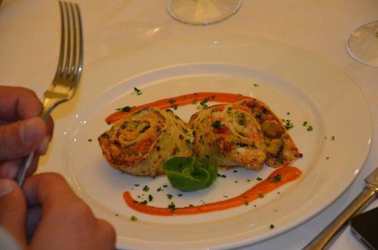 Hotel Plaza : Crespelle di verdure - copyright by Alessia B