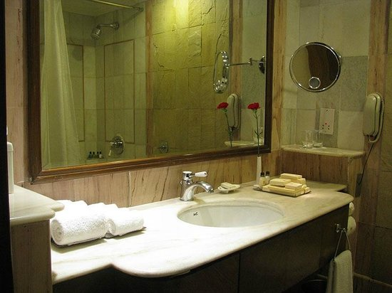 ITC Kakatiya: Bathroom