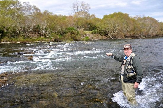 Wild Angler - Day Trips: A nice River