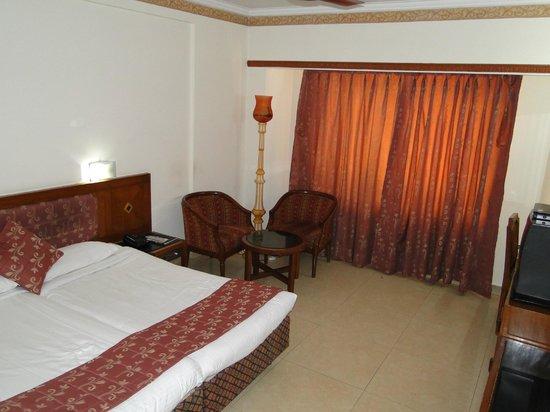 Hotel Amar: ruime kamers