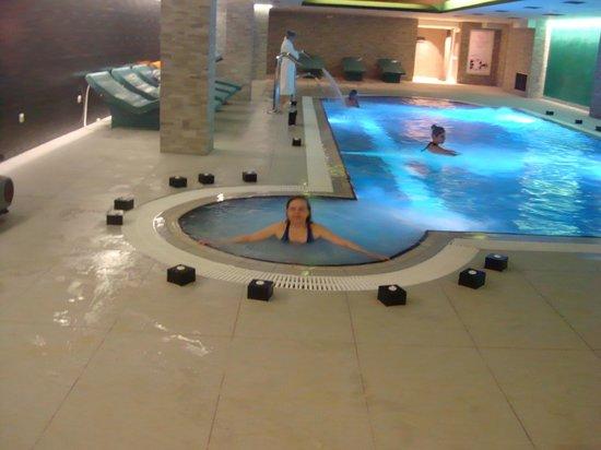 Arty Grand Hotel : Mera pool, trevligt.
