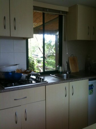 Camping Acquaviva : Cottage interni