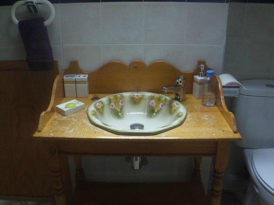 Villa Azucena: el baño