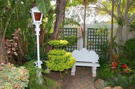 Margate Place Guest House: Unit 8 Garden