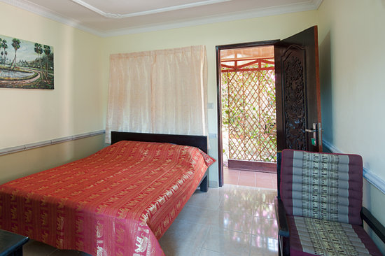 Sun Sothy Guesthouse: Double Room