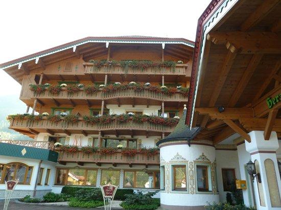 Der Lärchenhof: Hotel