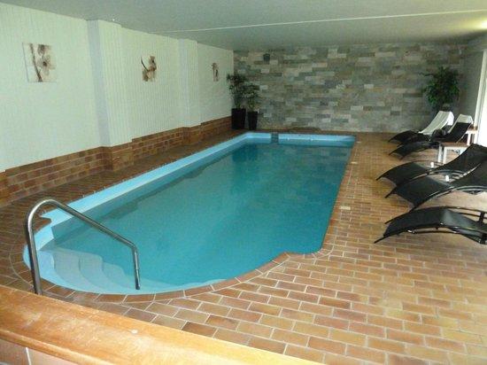 Parc Hotel Wangenbourg : vue de la piscine