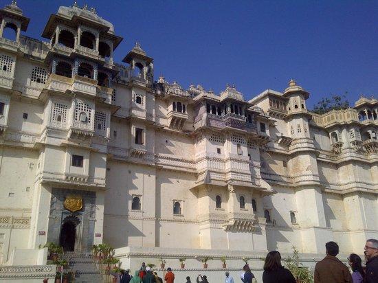 Hotel Swaroop Vilas: Palacio de ciudad
