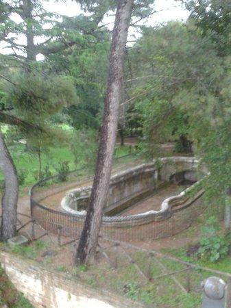 Villa Redenta: parco