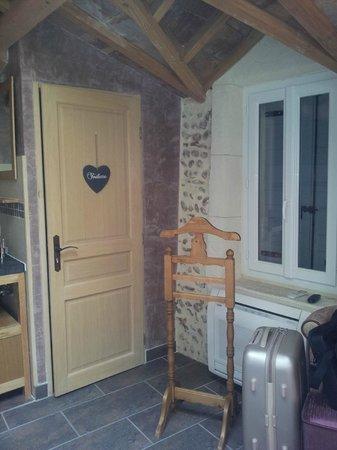 Chalet Le Braconnier : chambre