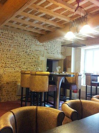 Chalet Le Braconnier: salle restaurant