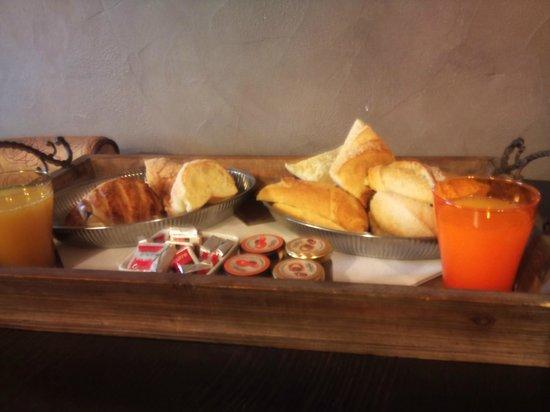 Chalet Le Braconnier : Petit déjeuner