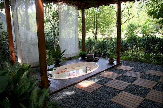 Garden Bath Picture Of Aramsa The Garden Spa