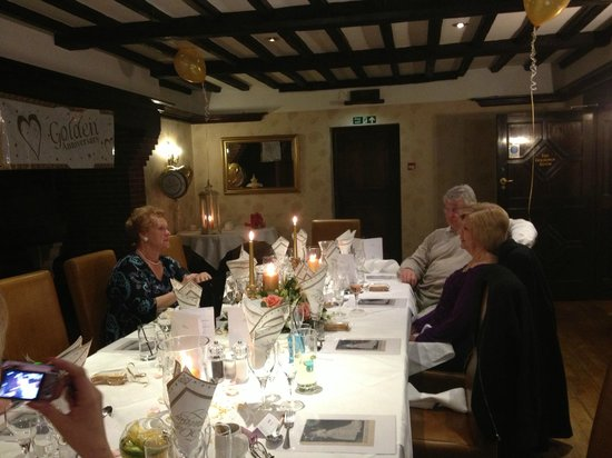 Mannings Heath Golf Club: Dining and event venue