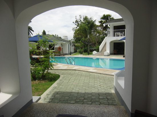 Sun Resort: vista sulla piscina