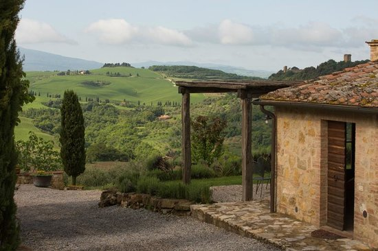Terre di Nano: View from the house