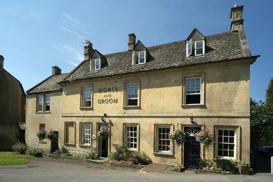 Bourton-on-the-Hill, UK: The Pub