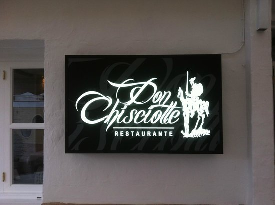 Don Chisciotte - exterior