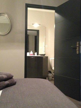 Demeure et Dependance : Salle de bain