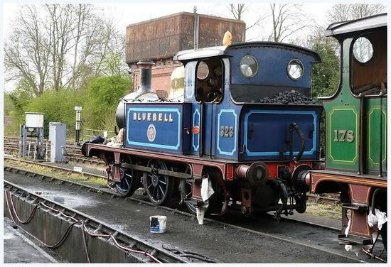 Bluebell Railway: Bluebell line