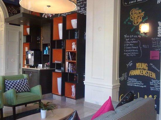 Hotel Indigo Atlanta Midtown: Lobby