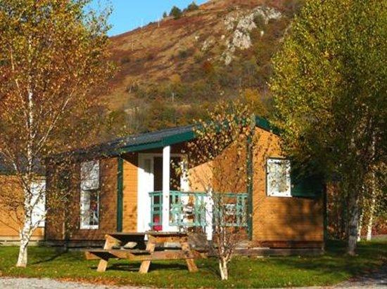Camping Azun Nature : chalet Azun Nature