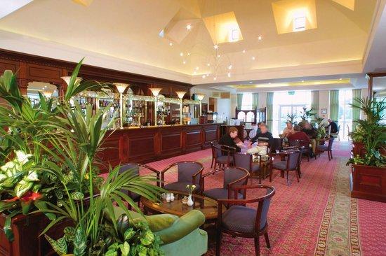 Hawkstone Park Hotel: Lounge area