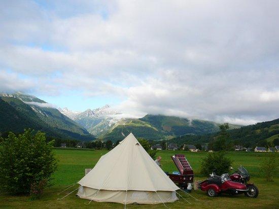 Camping Azun Nature: camping pyrenées