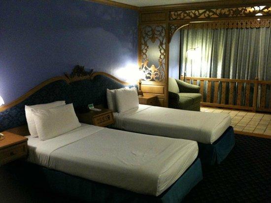 Lotus Hotel: Chambre