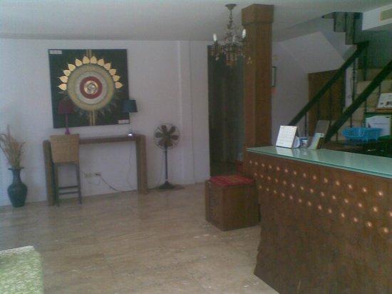 Bua Residence : lobby