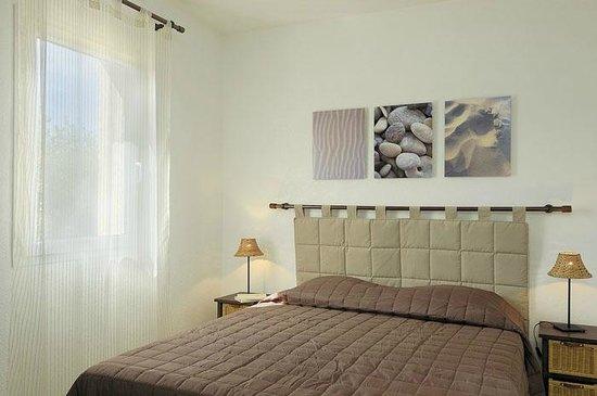 Residence Spelonca : Chambres double villa 3 chambres