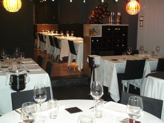 L' Ancora : pequeño restaurante de diseño