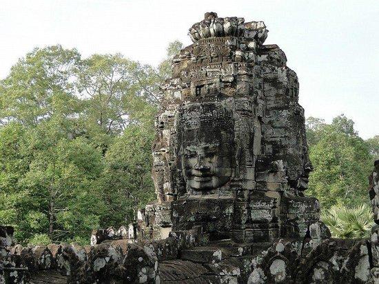 Sun Sothy Guesthouse: Tempels