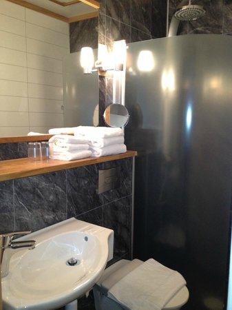 Starby Hotel, Conference & Spa: Bathroom