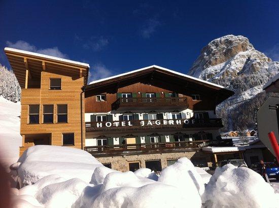 Hotel Jagerhof : hotel inverno