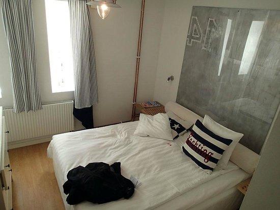 Hotel Stenugnen: Room