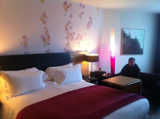 Sofitel Luxembourg Le Grand Ducal: room