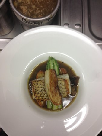 Bistro 162: Chilean sea bass