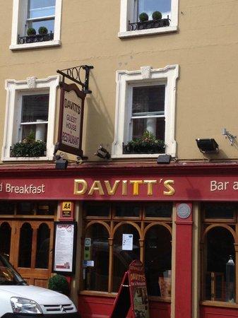 Davitts Kenmare Guesthouse: Davitt's