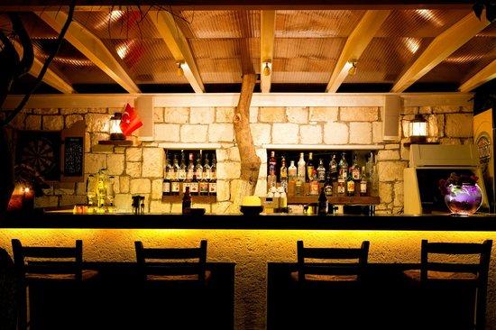 Olea Nova Restaurant: Bar