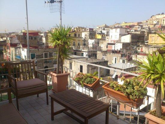 Sui Tetti di Napoli: Terrasse