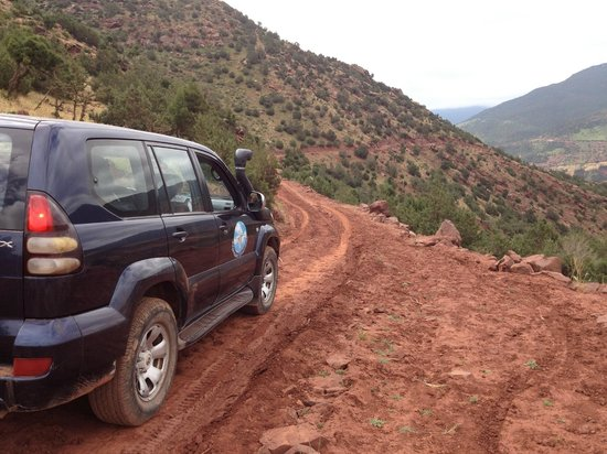 Legendes Evasions - Day Tours: En route to a hidden berber village, Altas mountains