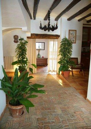 La llar d'Aitana: entrada