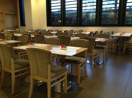 Idea Hotel Milano Bicocca: Place for breakfast