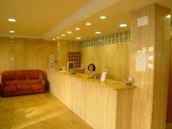 Hotel Juan Carlos: Recepcion