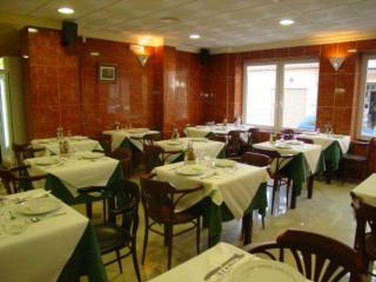 Hotel Juan Carlos : Comedor