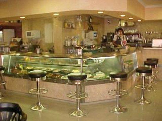 Hotel Juan Carlos: Cafeteria